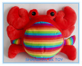 Sea Animal Plush Crab with Light