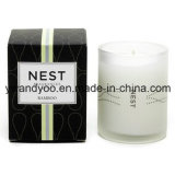 Romantic Natural Scented Soy Wax Candles as Gift