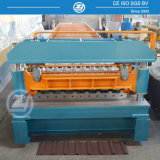 Aluminum Roof Panel Roll Forming Machine