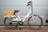 Lady Retro200W/250W/350W Electric Bicycle/Electric Bike/E Bike/E Bicycle/Pedelec 26 or 28in W CE, En15194