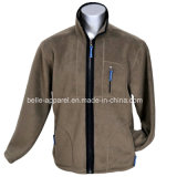 Men′s Fashion Customized Warm Outdoor Fleece Jacket