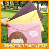 File Folder with Flap (BLF-F098)