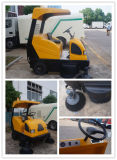 Mini Auto Electric City Sweeping Truck