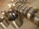 Titanium Round Ring Forging Products