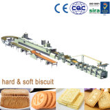 Various Hard Biscuit and Soft Biscuit Machine (100-150kg/h) , Biscuit Making Machine on Hot Sale