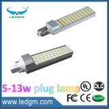 2017 Ce RoHS Approved 5W 7W 9W 11W 13W 85V-265V E27 G23 Plug Pl G24 LED Light 3 Years Warranty