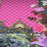 Digital Printing Polyester Satin Fabric
