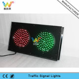 Customized Industrial Park 200mm Red Green Traffic Signal Light