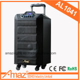 Guangzhou Factory Hot Selling Portable Outdoor Bluetooth Trolley Speaker