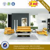 Hot Selling Modern Leather Living Room Sofa (HX-CS043)