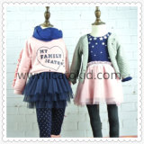 Latest Winter Autumn Collection for Children Girls Set