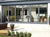 As2047 Customized Aluminium Framed Bifold Doors