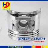 Excavator Diesel Engine Parts 3tne74 for Piston OEM Number (119623-22080)