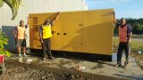 Soundproof Diesel Generator Set/Soundproof Generator Set in 100kw (CE ISO9001 SGS Approved)