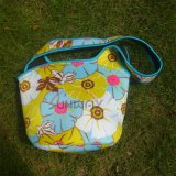 Picnic Tote Bag, Custom Printing Neoprene Insulated Beach Cooler Bag (BC0072)