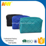 190t Nylon Quilted Cosmetic Bag for Lady