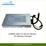 1200W 102V 11.5A on Board EV Battery Charger