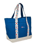 Promotional Printed Cotton Canvas Shopping Tote Bag