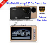 """Hot Sale 2.7"""" HD TFT LCD Display Car Mobile DVR in-Dash Camera with Full HD1080p Car DVR, 120degree View Angle, 4G Lens, Digital Video Recorder DVR-2703"""