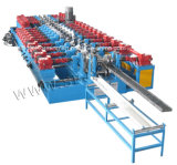 C&Z Purlin Interchangeable Building Material Forming Machine by Gearbox and Shaft for Each Station