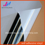 Printable Car Black Glue Self Adhesive Vinyl