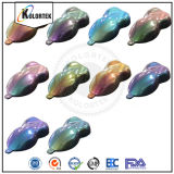 High Performance Chameleon Chrome Pigments