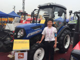 55HP 70HP 80HP 90HP Agriculture Foton Farm Tractor with Ce