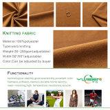 China Hotsale 100% Poly Warp Knitted Dazzled Basketball Fabric