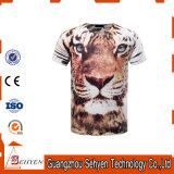 Top Quality Custom 3D Logo Printing T Shirt