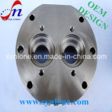 Customized Precision Machined Spare Part with Polishing Finish