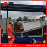 Sludge Dewatering Machine/Vacuum Screw Filter Press