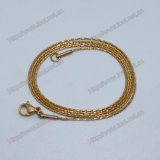 Stainless Steel Round Snake Chain for Necklace (IO-stc006)