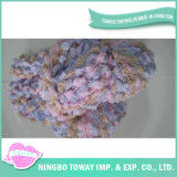 Winter Warm Pompoms Wholesale Roving Thick Knitting Wool Hat