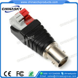 """Female CCTV Screwless BNC Connector with """"Press-Fit"""" Terminal (CT111)"""
