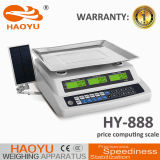 English Voice Electronic Price Scale Solar Panel Is Optional