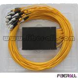 1X16 Fiber Optical PLC Splitter From Shenzhen Supplier