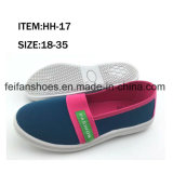 New Arrival Children Injection Canvas Shoes Casual Sport Shoes