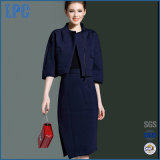 Spring New Fashion Jacket Two-Piece Women Slim Skirt