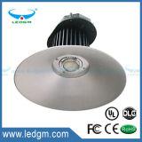 2017 UL cUL Dlc List 50W 80W 100W 120W 150W Industrial Linear LED High Bay Light with Meanwell Driver
