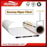 "Great Quality 88g 72"", 74"" Sublimation Paper with Dye Sublimation Ink for Ployester"