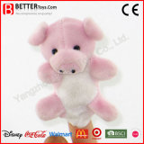 Soft Toy Stuffed Pig Finger Puppet for Baby/Children/Kids