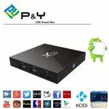 Hotselling X96 1g8g S905X Kodi 16.1 4khd TV Box