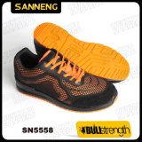 Industrial Safety Shoes with New PU/PU Sole (SN5558)