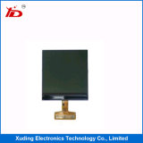 Cog Customeried LCD Panel Display with White Background Black Segments
