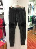 New Design 2017 Fashion Men Plain Pants Casual Cotton Men Jogger Pants Leisure Pants Men Trousers Fw-8632