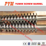 High Quality Conical Double Screw Barrel