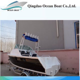 16FT Factory Supply Aluminum New Model Luxury Yacht