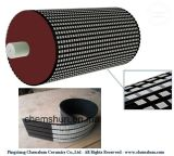 Chemshun Ceramic Pulley Lagging Ceramics for Belt Conveyor Manufactueres