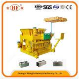 Large Productivity Mobile Fabrica Block Machine