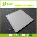 595X595 600X600mm Flicker Free 100lm/W Flat Ceiling LED Light Panel with Ce RoHS Approved